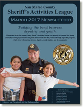 What's New | San Mateo County Sheriff's Activities League
